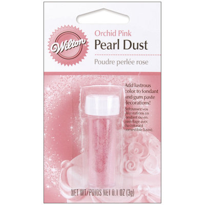 Wilton ORCHID PINK PEARL DUST Cake Decorating Fondant