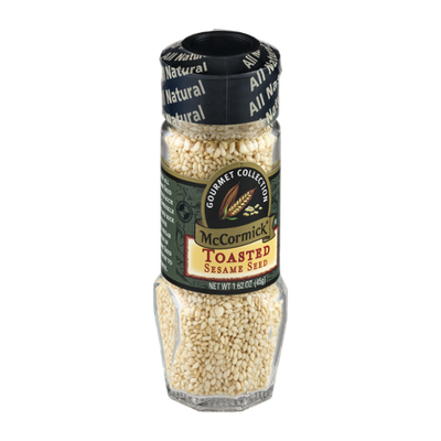 McCormick® Gourmet Collection Toasted Sesame Seed