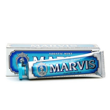 Marvis Toothpaste, Aquatic Mint, 3.86 oz