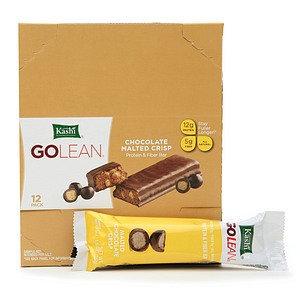 Kashi GOLEAN Bar:  Protein & Fiber
