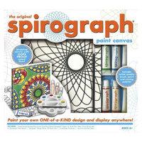Spirograph Paint Canvas