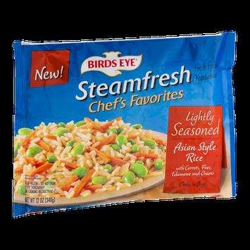 Birds Eye Steamfresh Chef's Favorites Asian Style Rice