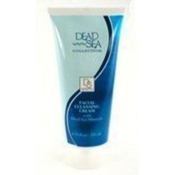 Dead Sea Premier Dead Sea Collection, Facial Cleansing Cream with Dead Sea Minerals, 6.7 Oz (200 Ml)
