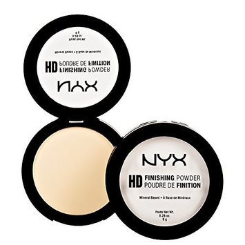 NYX HD Finishing Powder Banana