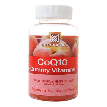 Nutrition Now CoQ10 200mg Adult Gummies