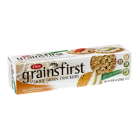 Grains First Whole Grain Crackers