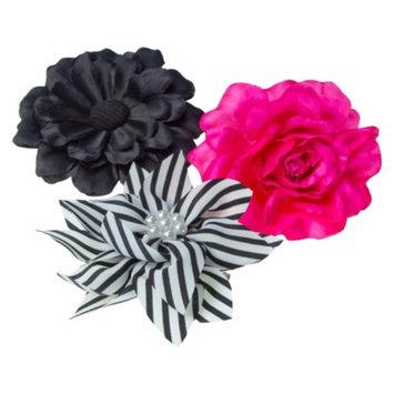 Gimme Clips Star Flower Hair Clips