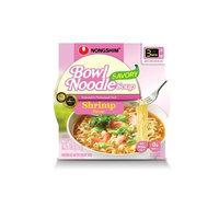Nong Shim Nongshim Savory Noodle Bowl, Shrimp, 3.03-Ounce (Pack of 12)