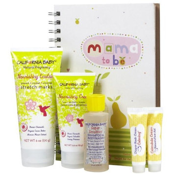 California Baby Natural Pregnancy Gift Set