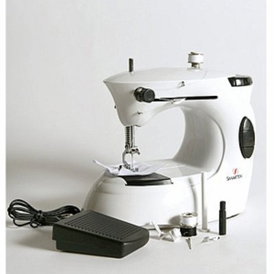 Smartek Mini Sewing Machine With Cord and Pedal Model RX-05W, 1 ea