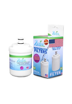 (12 Pack) LSXS26326W Compatible Refrigerator Water and Ice Filter by Zuma Filters
