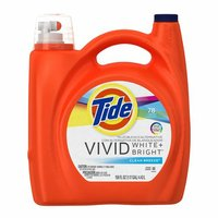 Tide Liquid Detergent Plus Bleach Alternative Color Safe Clean Breeze Scent 78 Uses 150 fl oz