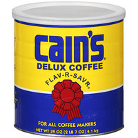 Cain's Cain?s Delux Flav-R-Savr Automatic Drip Coffee, 39 oz