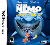 THQ Finding Nemo: Escape to the Big Blue