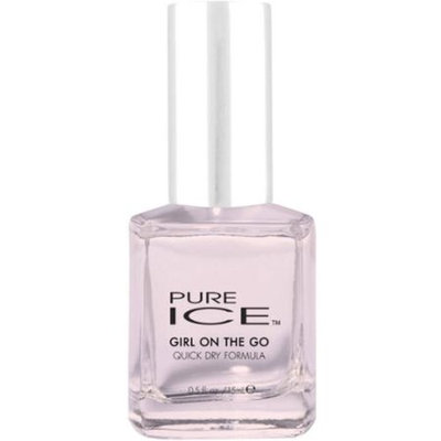 Pure Ice Quick Dry Formula, Girl on the Go, 0.5 fl oz