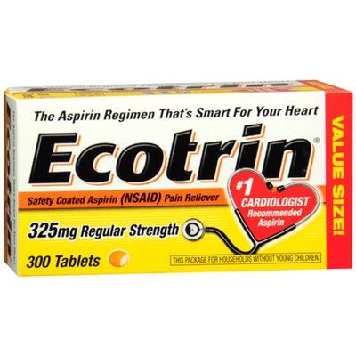 Ecotrin 325 mg Regular Strength