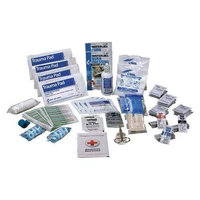First Aid Only First Aid Kit Refill (Brown, 6-3/16in.D). Model: 90586