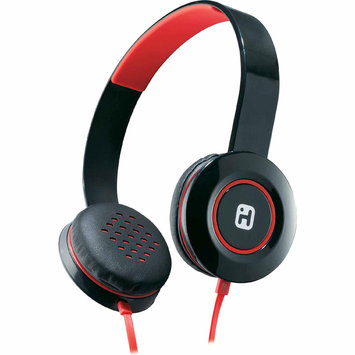 Sdi Techonlogies Inc. Stereo Headphones w/ Flat Cable - Black