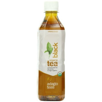 Adagio Teas Adagio Iced Tea - Black, 16.9 Ounce Bottle (Pack of 15)