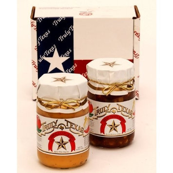 Truly Texas Pards Gift Pack of Salsa & Chipotle Queso - 16 Ounces