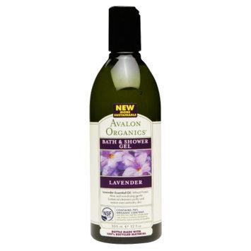 Avalon Organics Bath & Shower Gel Lavender