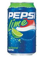 Pepsi Cola Lime