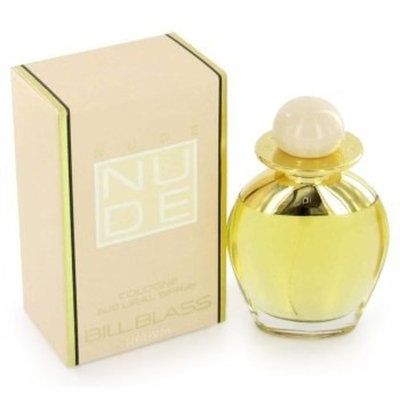 NUDE by Bill Blass Eau De Cologne Spray 3.4 oz for Women