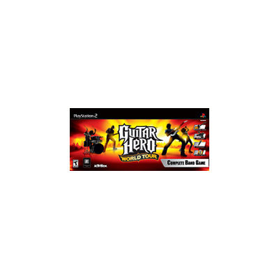 Activision Guitar Hero World Tour - Band Kit