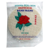 Banh Trang Spring Roll Wrapper, 12-Ounce (Pack of 8)