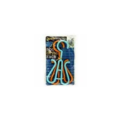Bulk Savings 364346 2 Piece Shoe Drying Rack- Case of 48