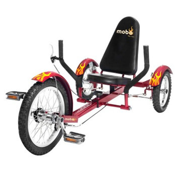 Mobo Triton Ultimate Three-Wheeled Cruiser 16