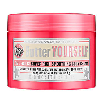 Soap & Glory Butter Yourself Body Cream 10.1 oz