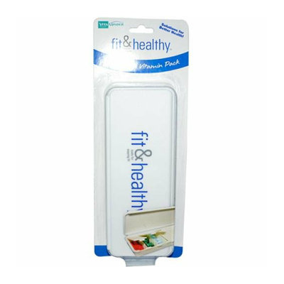 Fit and Healthy VitaMinder 7 Day Vitamin Pack 1 Case
