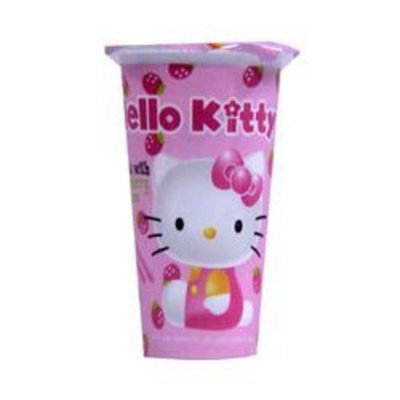 Hello Kitty Strawberry Dip Buiscuits 1.76 Oz(Pack of 8)