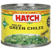 Hatch Mild Chopped Green Chiles