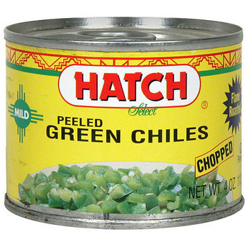 Hatch Mild Chopped Green Chiles