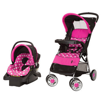 Disney Baby Lift & Stroll Travel System Minnie Dot - DOREL JUVENILE GROUP