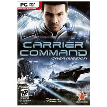 Aksys Games Carrier Commandgaea Mission