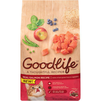 Goodlife Adult Salmon Cat Food, 3.5 lbs