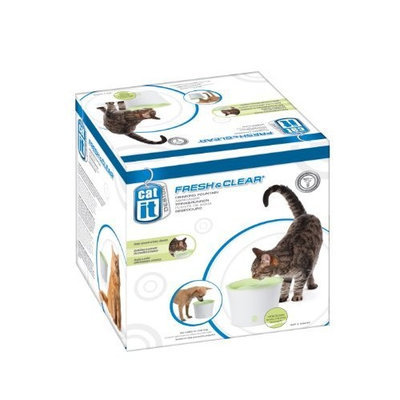 Hagen Catit Design Fresh and Clear Cat Drinking Fountain