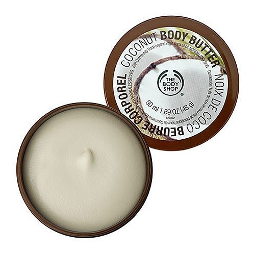 The Body Shop Coconut Body Butter To Go 1.7 oz
