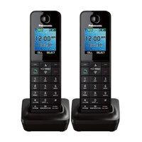 Panasonic KX-TGHA20 (2 Pack) Additional Digital Cordless Handset