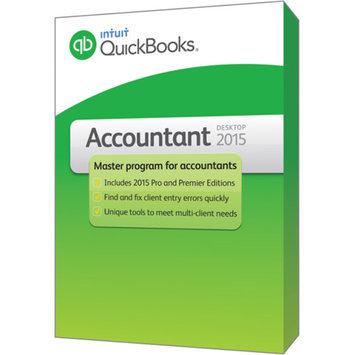 Intuit QuickBooks Accountant 2015 (PC)