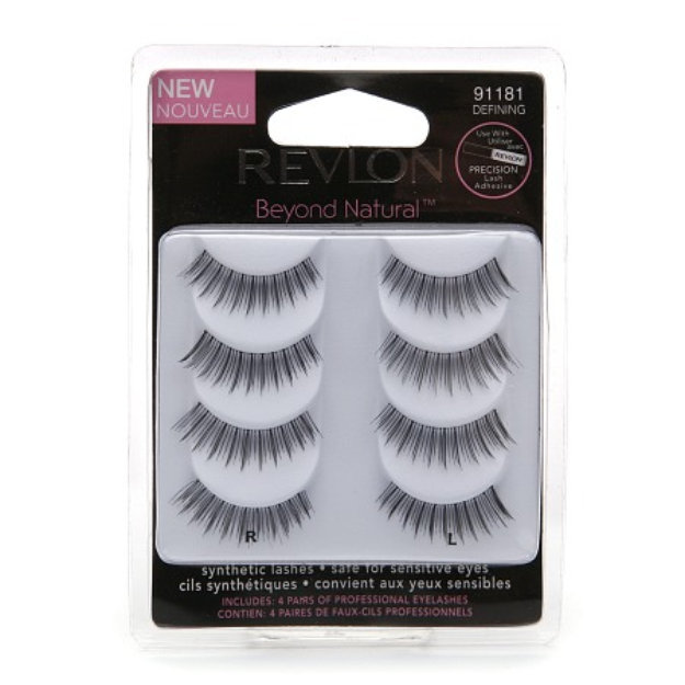 Revlon Beyond Natural Synthetic Lashes Reviews