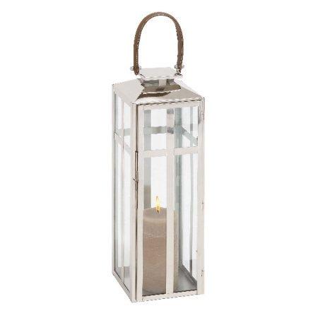 Uma Stainless Steel Lantern 8w, 24h