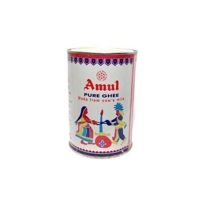 Amul Pure Ghee Clarified Butter, 2 Pound
