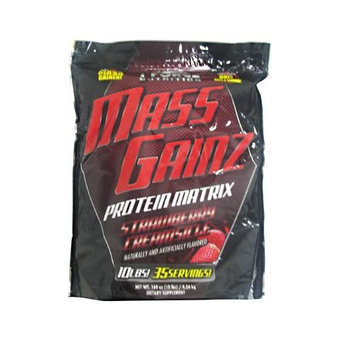 Iforce Nutrition 2650120 Mass Gainz Strawberry Creamsicle