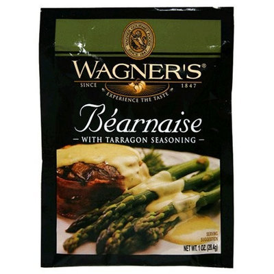 Wagner's Wagner Bernaise Sauce with Tarragon Mix, 1-Ounce Packets (Pack of 12)
