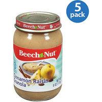 Beech-Nut Stage 3 Cinnamon Raisin Granola Baby Food