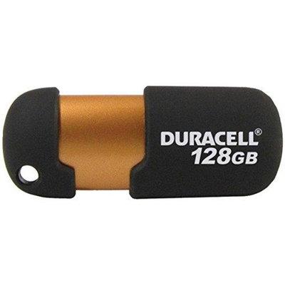 Duracell DEMDUZ128GCNN3RG DURACELL 128 GB USB 2.0 Flash Drive